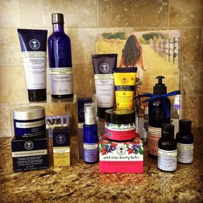 Neal Yard Remedies Products